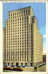 New Jersey Bell Telephone Company Bldg