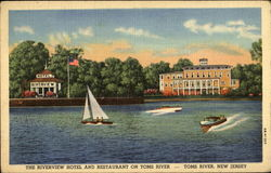 The Riverview Hotel And Restaurant On Toms River