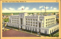 Post Office And Federal Bldg.