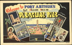 Welcome To Port Arthur's Pleasure Pier