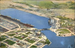 Airview Of Port