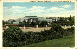 Horticulture Hall, Longwood