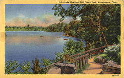 Lake Newport, Mill Creek Park