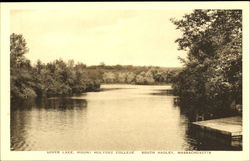 Upper Lake, Mount Holyoke College