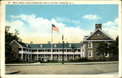 New Jersey State Barracks