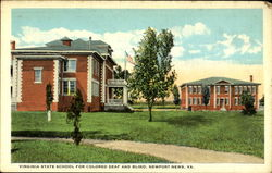 Virginia State School For Colored Deaf And Blind