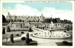 Grand Lodge And Formal Gardens, Masonic Homes