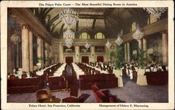 The Palace Palm Court