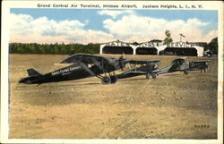 Grand Central Air Terminal, Holmes Airport