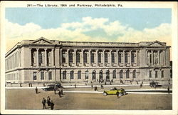 The Library, 19th and parkway