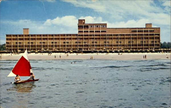 Cabana Terrace Motor Inn North Myrtle Beach Sc
