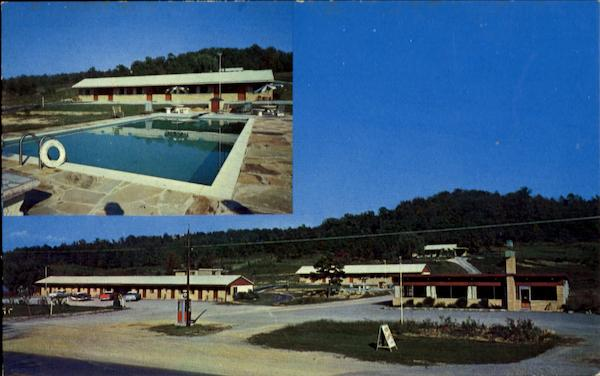Rancho Motel Chattanooga Tennessee