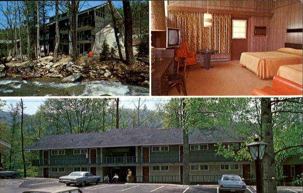 Carrs Northside Cottages & Motel, Fronting Roaring Fork