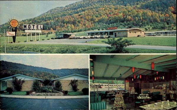 Quality Court Motel And Restaurant, Interstate 75 and U .S. 25 W Jellico Tennessee