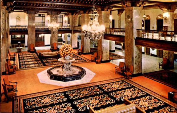 Sheraton Peabody Hotel 149 Union Avenue Memphis Tn