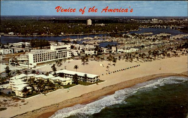 Venice Of The America's Fort Lauderdale Florida