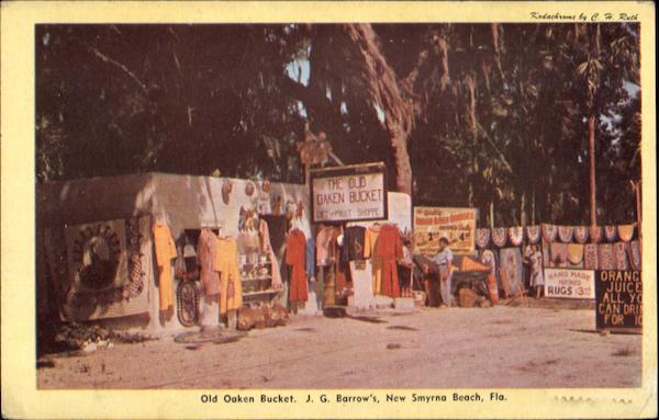 Old Oaken Bucket New Smyrna Beach Fl