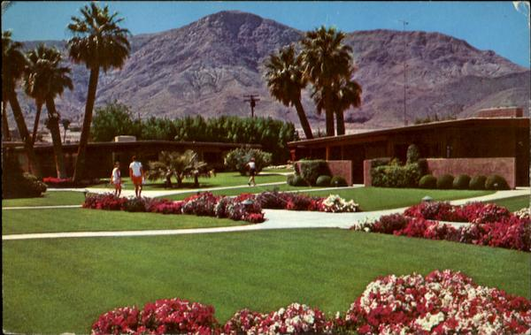 bungalows thunderbird country club palm springs ca