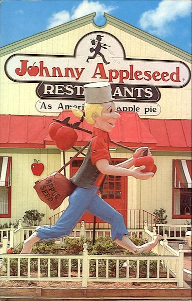 Johnny appleseed restaurant rt 12 box 30 fredericksburg virginia