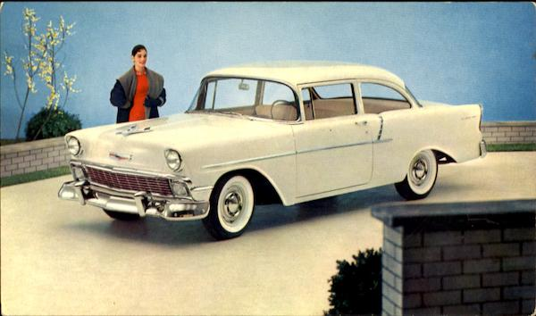 1956 Chevrolet One-Fifty Sedan Cars
