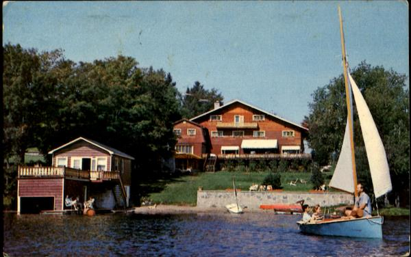 Le The Parker's Lodge Val-David Canada Quebec