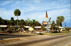Shangri La Motel And Restaurant, U. S. Highways 441-301 & 27