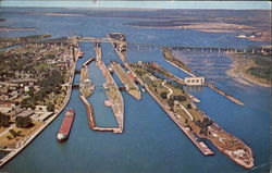 The Soo Locks, Sault Ste