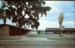 The Carolinian Motel & Restaurant, U. S. 17