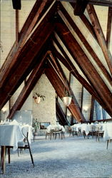 Mount Majestic Manor Dining Room