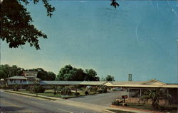 The Georgetonian Motel & Restaurant, U. S. 17 City Limits