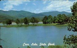 Cove Lake State Park, U. S. Hwy. 25-W