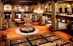 Sheraton Peabody Hotel, 149 Union Avenue