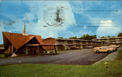 Howard Johnson's Motor Lodge, U. S. Highways 41 and 70S