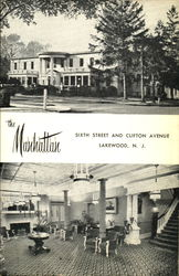 The Manhattan, Sixth Street and Clifton Avenue