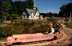 Miniature L. F. & J. T. Railroad, Route 25