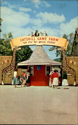 Catskill Game Farm Inc.