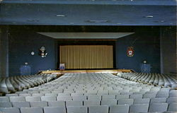 Auditorium In James Franklin Bell Hall