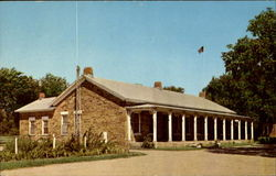South Officer's Quarters, Fort Larned National Landmark