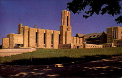 St. Benedict's Abbey Church, Spititual Center of St. Benedict's College