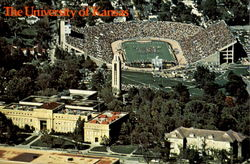 Memorial Stadium, The University of Kansas