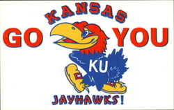Go Kansas You Jayhawks!