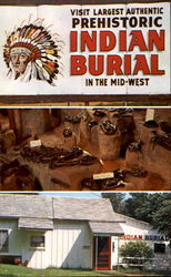 Indian Burial Pits, Highway No. 40