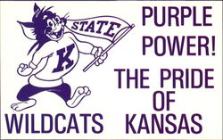 Purple Power! The Pride Of Wildcats, Kansas State University