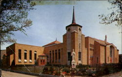 St. Sylvester's Church, McKinley Ave. & Eldert Lane