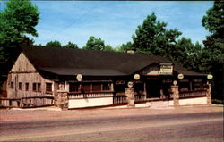 The Chimney Corner Dining Room, U. S. Routes 50 and 219 Red House