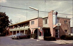 Cracknell's Motel, 322 E. State St. On Route 62