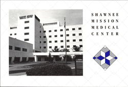 Shawnee Mission Medical Center, 2923 1-35 at 75th St