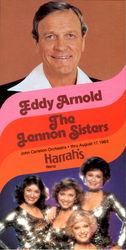 Eddy Arnold, The Jennon Sisters