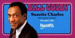 Bill Cosby Suzette Charles