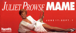 Juliet Prowse Mame
